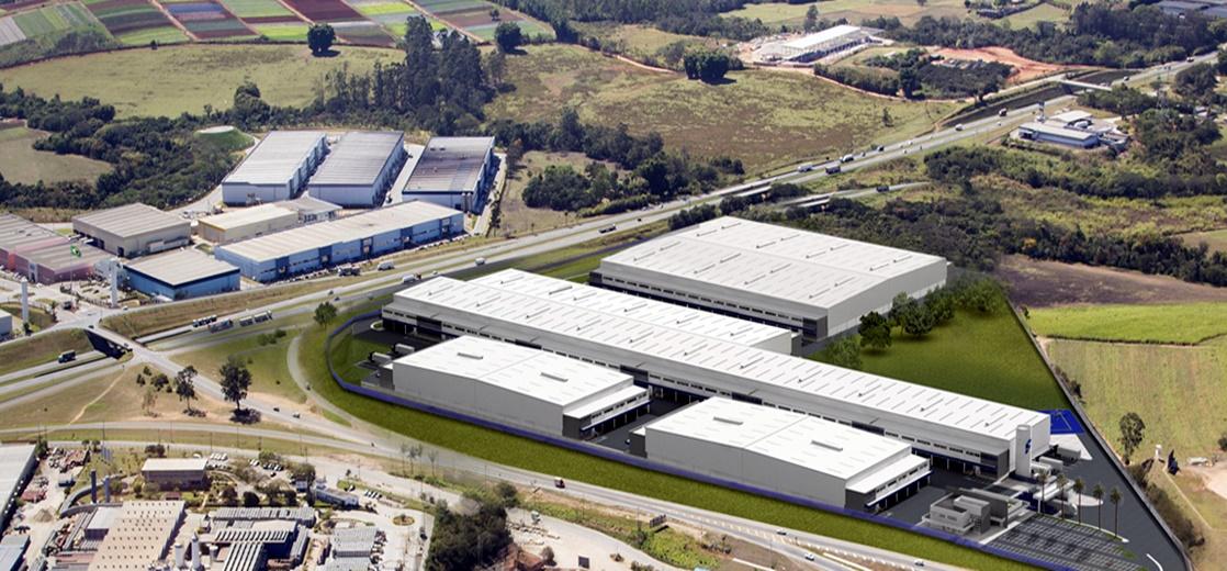 Built to suit, construção industrial sob para locação
