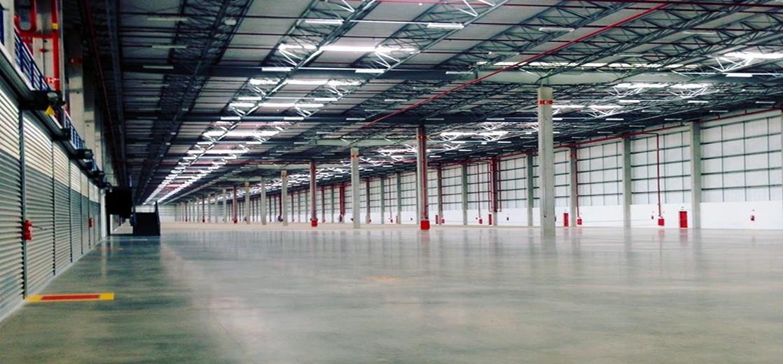 Locação galpões em condomínios industriais e logísticos