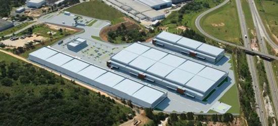 Locação galpões industriais - Catena & Castro Business Park Sorocaba