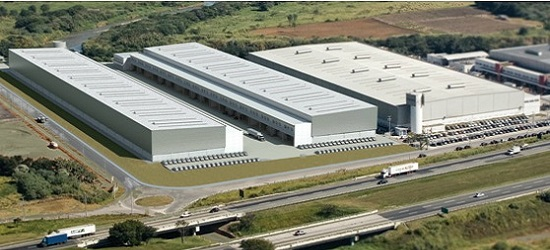 Locação galpões industriais - Catena & Castro Business Park Jundiaí