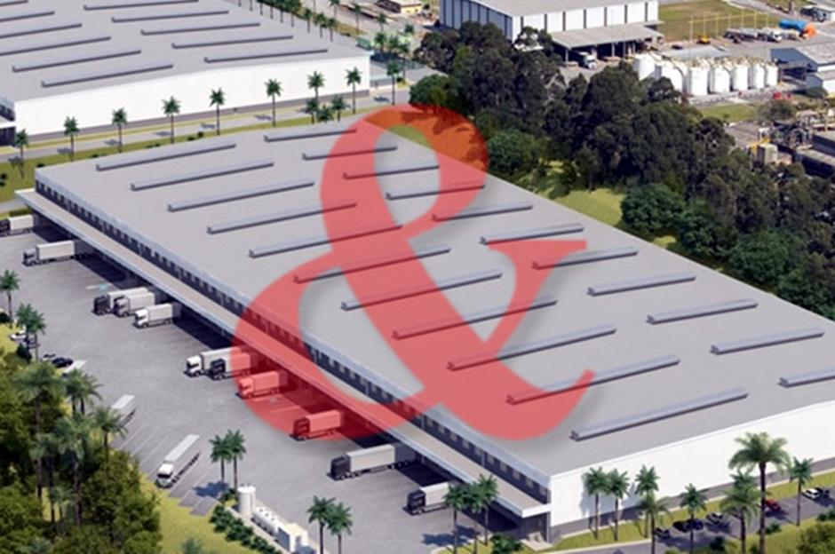 Locação galpões industriais logísticos CCRE Mauá