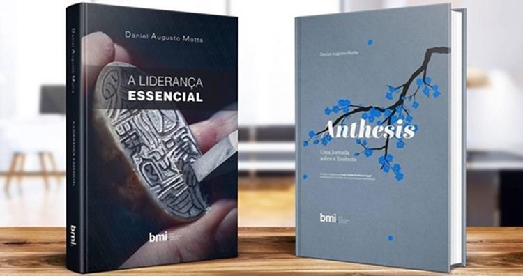 Livro A Liderança Essencial, Livro Anthesis, Daniel Augusto Motta