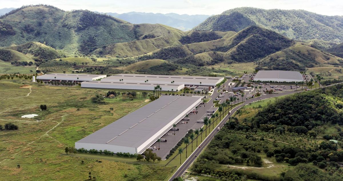 Condomínio Logístico CCRE Seropédica Rio de Janeiro - Locação galpões logísticos e industriais CCRE Seropédica Rio de Janeiro
