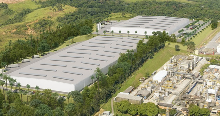 Locação galpões logísticos industriais CCRE Mauá - Locação galpões logísticos e industriais CCRE Mauá