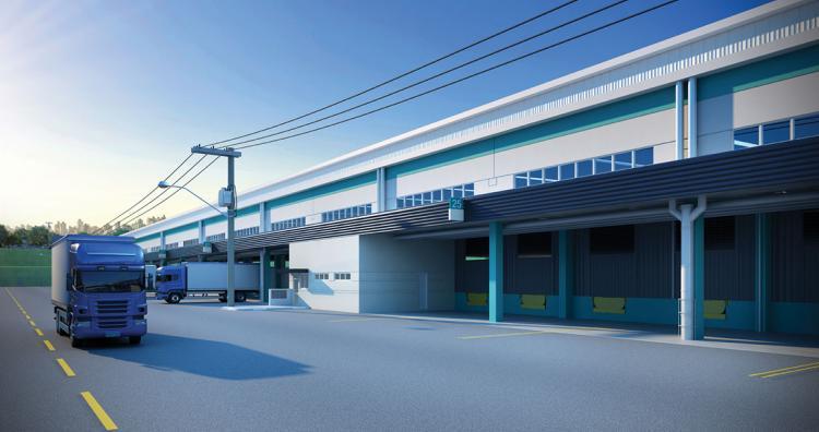 Locação galpões logísticos industriais CCRE Rodoanel - Locação galpões logísticos e industriais CCRE Rodoanel