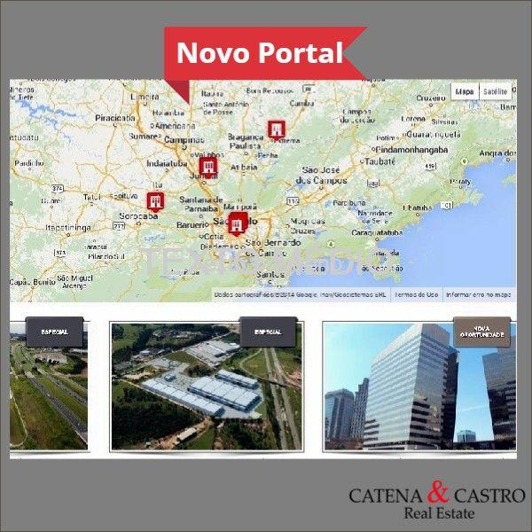 Portal CCRE Imóveis industriais e comerciais no Brasil