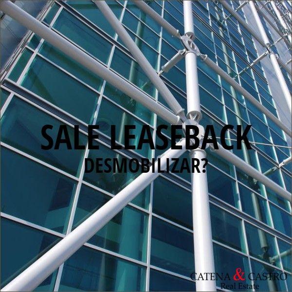 Sale & Leaseback - Imóveis Industriais e Comerciais