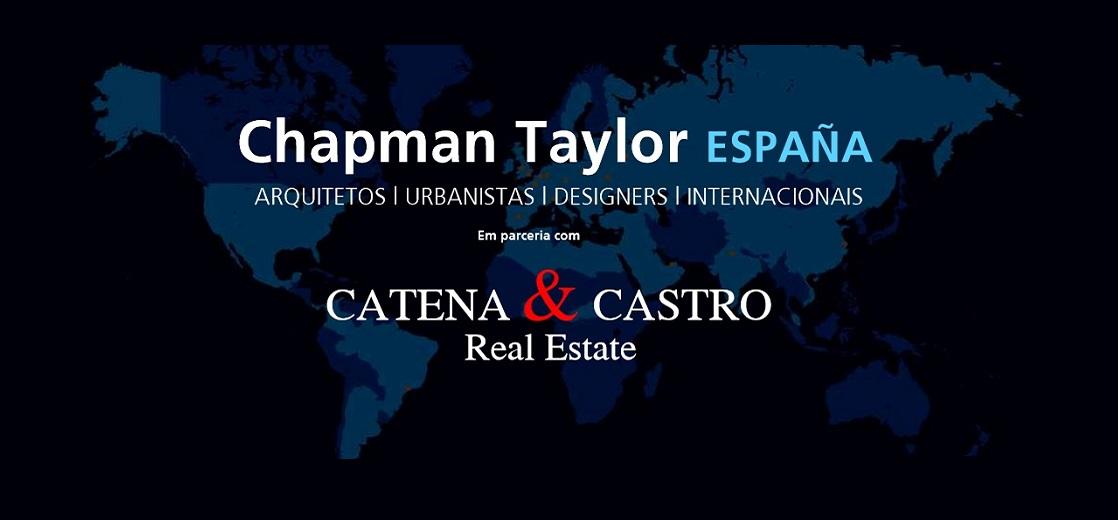 Chapman Taylor no Brasil com a Catena & Castro