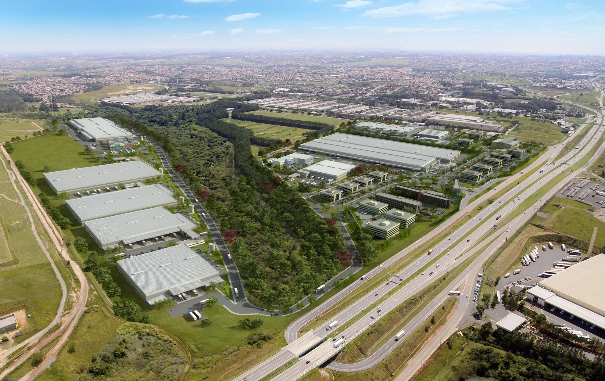 Locação galpões industriais logísticos Viracopos São Paulo SP