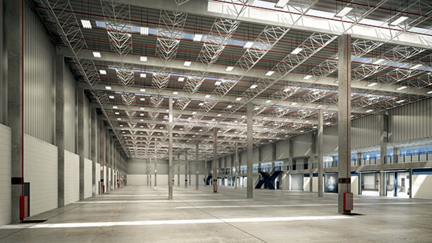 Condomínio logístico industrial CCRE Atibaia