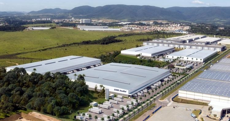 Galpões industriais e logísticos CCRE Jundiaí São Paulo