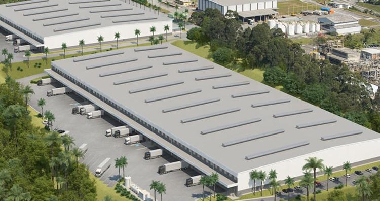 Galpões industriais e logísticos CCRE Mauá ABC