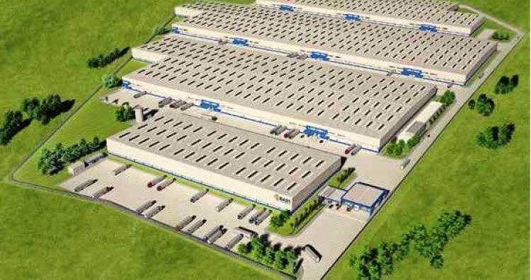 Investimento condomínio industrial logístico Camaçari Bahia