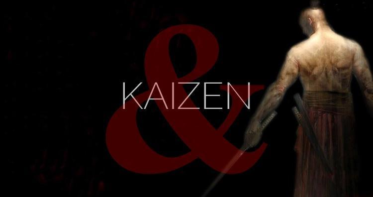 Filosofia oriental Kaizen desenvolvendo valor e produtividade com melhoria continua