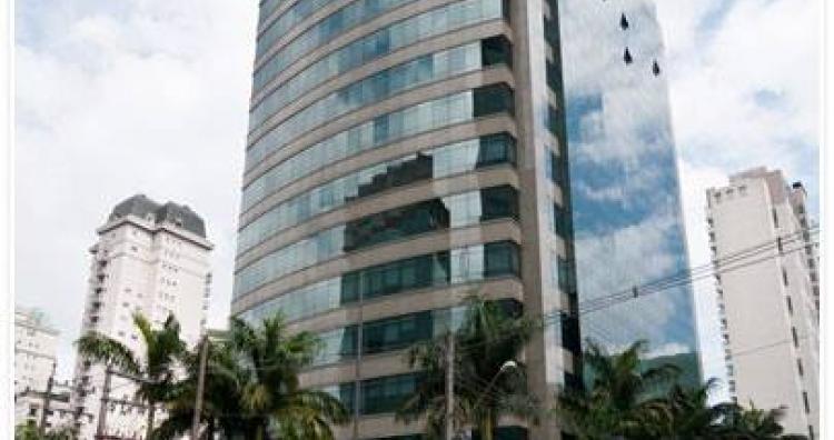 Locação laje corporativa Vila Olimpia São Paulo II