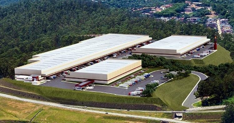 Condomínio logístico e industrial CCRE Imigrantes São Bernardo - Locação galpões logísticos industriais CCRE Imigrantes São Bernardo