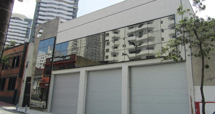 Locação prédio comercial Santo André ABC
