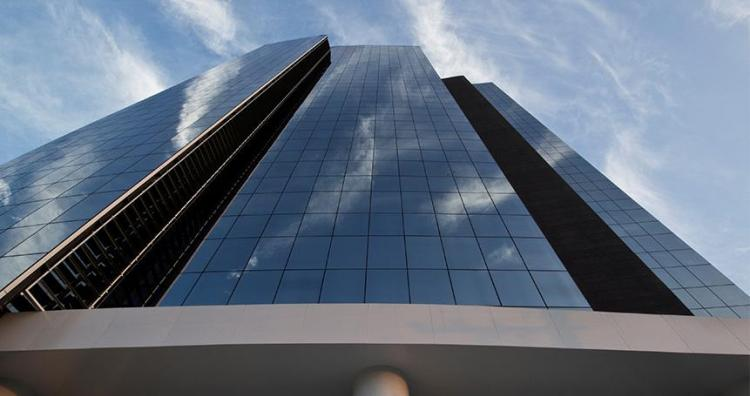 Locação laje corporativa Win Work Santos